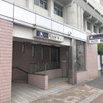 大阪メトロ谷町線 野江内代駅(周辺)