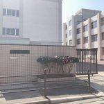 大阪市立阿倍野中学校(周辺)