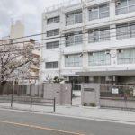 大阪市立中野中学校(周辺)