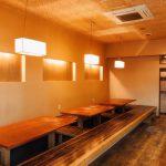 テーブル(居間)
