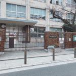 東田辺小学校(周辺)
