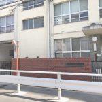 大阪市立阿倍野小学校(周辺)