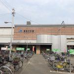 JR阪和線我孫子町駅(周辺)