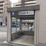 大阪メトロ谷町線 関目高殿駅(周辺)